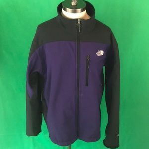 The North Face TNF Apex Purple Jacket Large